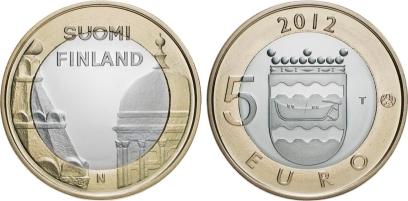Finlandia Uusimaa 2012