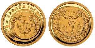 España 20€ excelente 2014