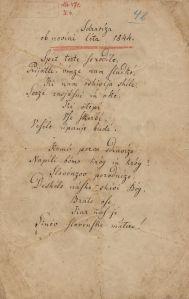 Himno Eslovenia